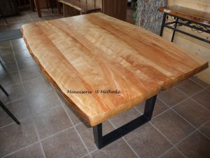 table merisier naturel-12