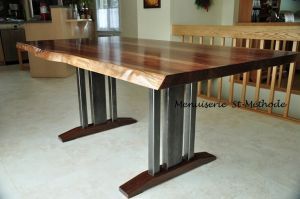 table live edge en noyer noir-23